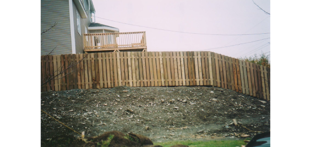Fences, Retaining Walls & Pool Decks