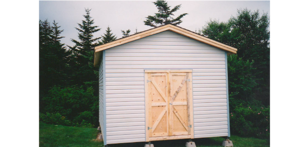 Baby Barns and Sheds